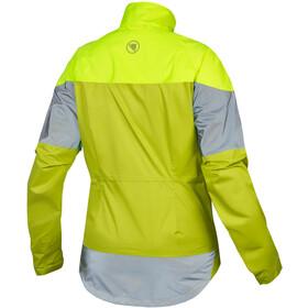 Endura Urban Luminite II Jacke Damen neon yellow
